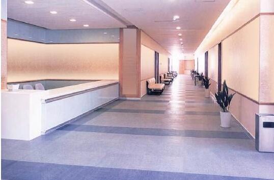 PVC发泡地板