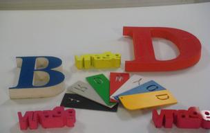 PVC发泡板雕刻字