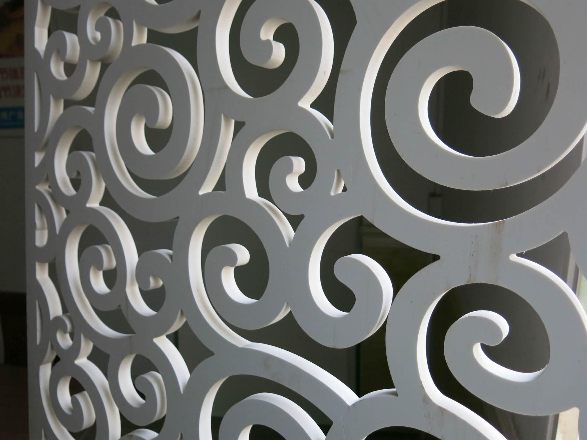 雕刻专用PVC板