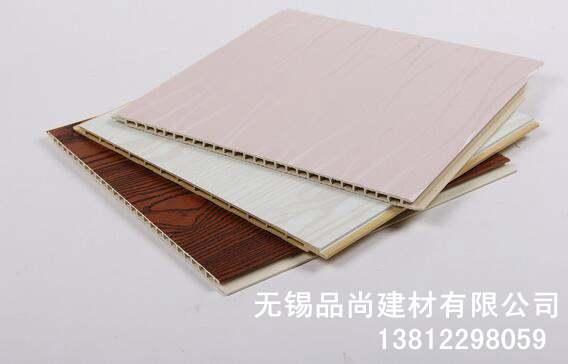 PVC集成护墙板