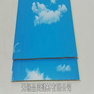 竹木纤维集成墙板图片