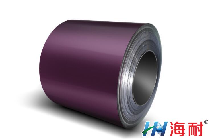 海耐PVDF覆膜钢板