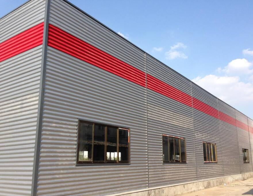 钢塑复合瓦工程